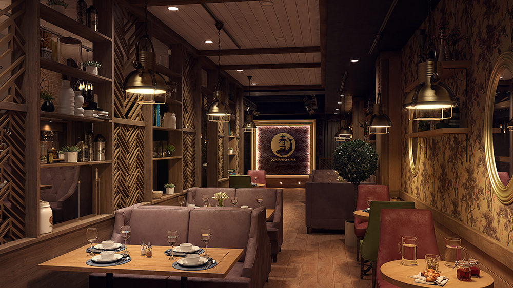 "Ресторан ""Харакири"""
