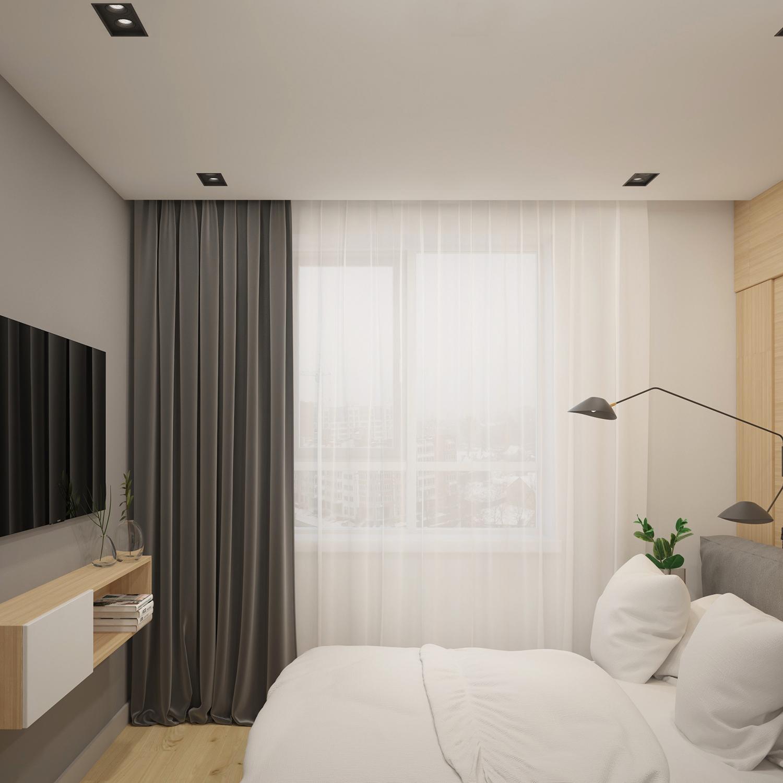 Уютная квартира в современном стиле. ЖК Арбатский г. Екатеринбург