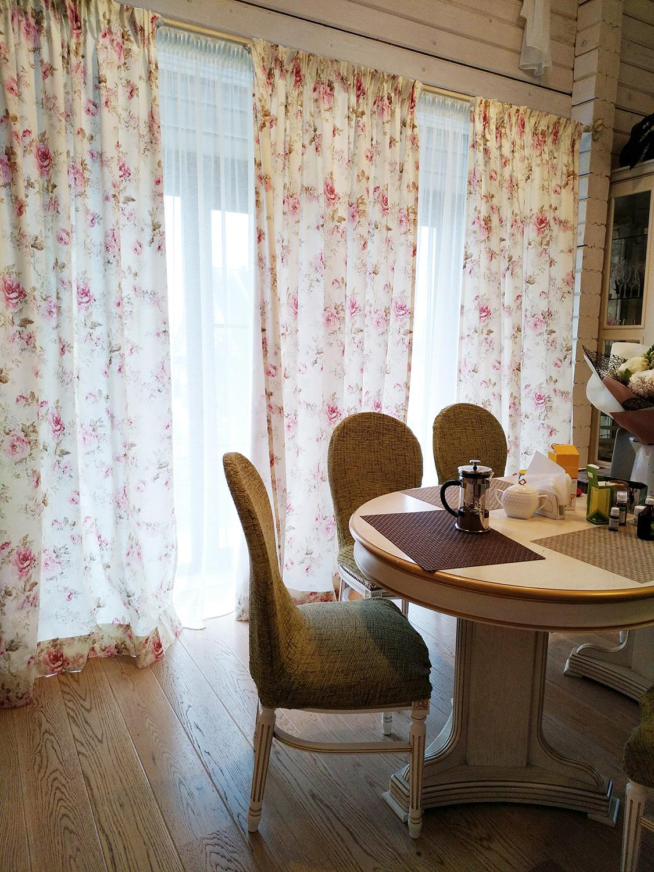 Реализация интерьера загородного дома п. Черноисточинск