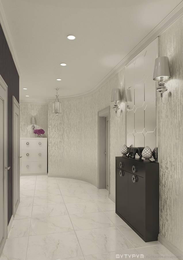 Дизайн-проект квартиры стиле Ар-Деко