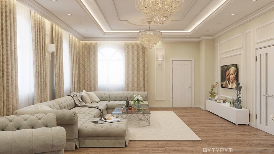 Дизайн-проект загородного дома г. Кушва