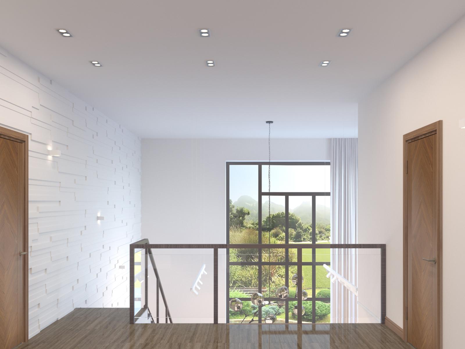 Дизайн-проект интерьера дома в стиле Контемпорари. г. Сочи