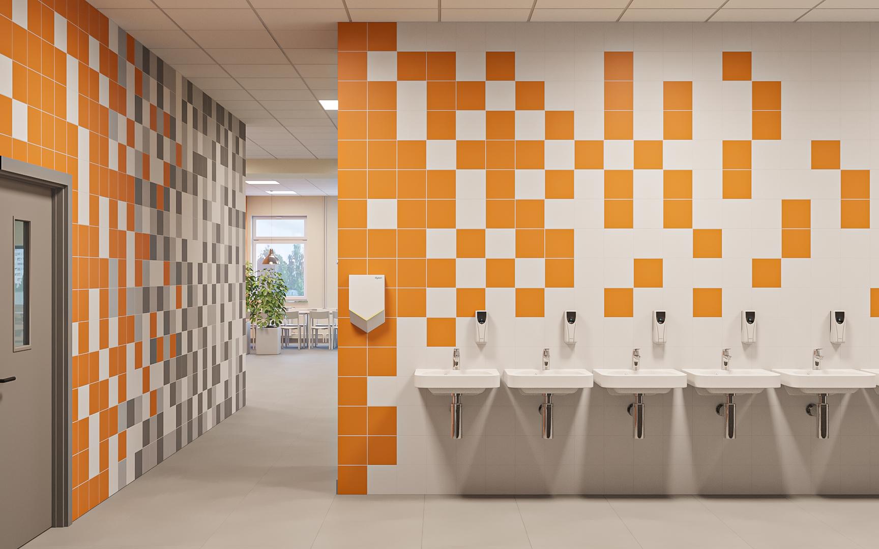Дизайн-проект школы